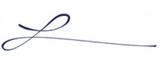 Lorez Meinhold signature